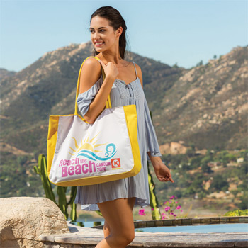 Point Loma Beach Bag (sublimation)
