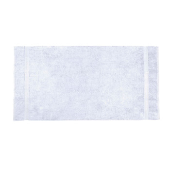 King Size Terry Beach Towel (White Imprinted)