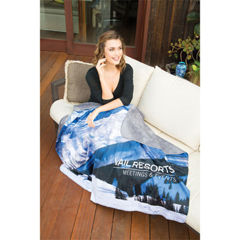 Alpine Sublimated Lap Blanket