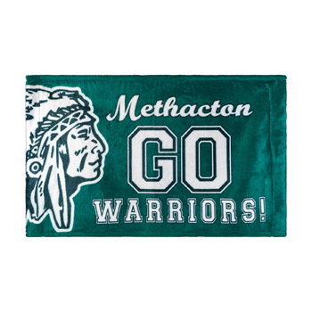 Microfiber Velour Hand & Sports Towel (Sublimated)