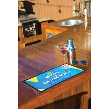 Sublimated Bar Mat (Edge to Edge Printed)